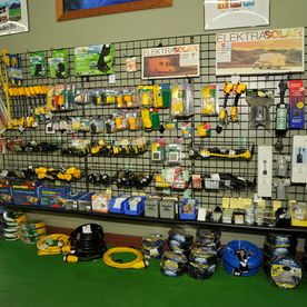 Selection of Parts from Discount RV Parts