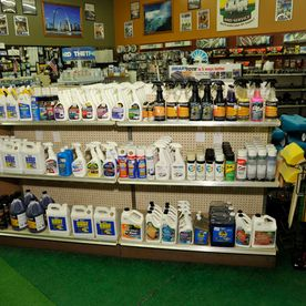 Selection of Cleaning Supplies from Discount RV Parts