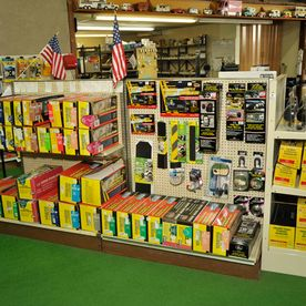 Selection of Products from Discount RV Parts